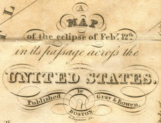 an introduction to the history of 1831 year of the eclipse Learning outcomes: 1 place key events of american history in the era of the american revolution and  louis p masur, 1831: year of eclipse plus selected .