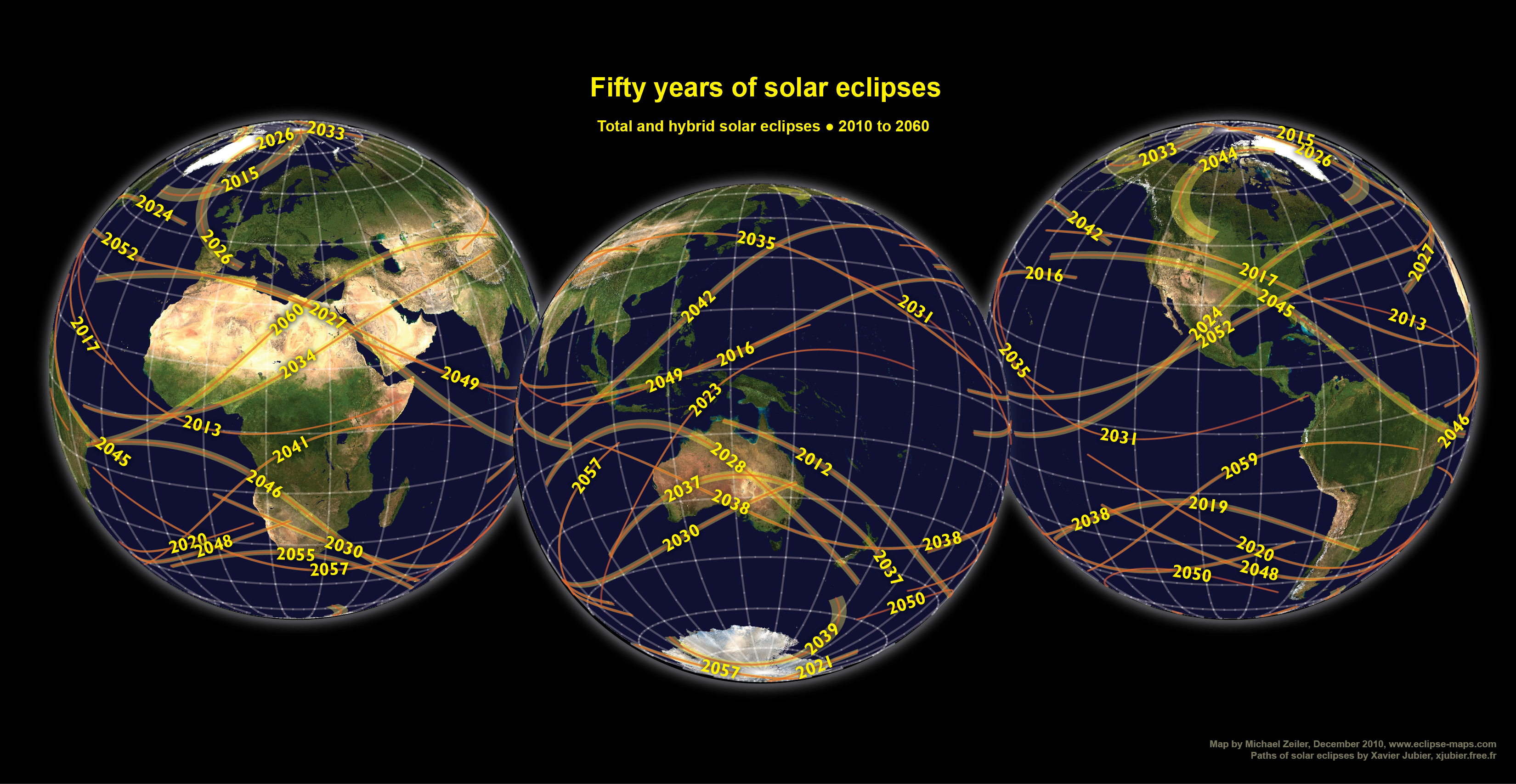 solar eclipse map world Welcome